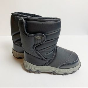 Khombu Wanderer Faux Fur Lined Youth Snow Boots